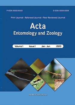Acta Entomology and Zoology